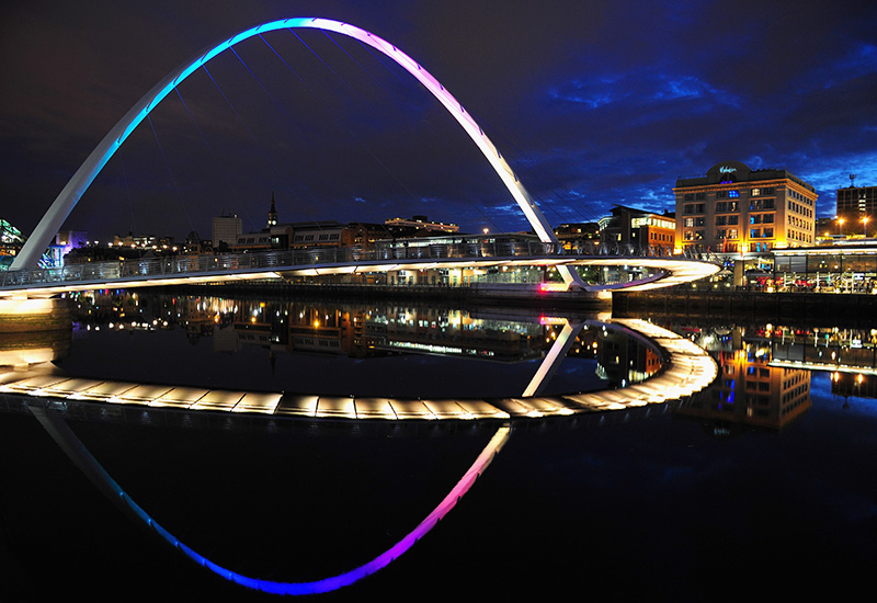 General Views Of Newcastle Upon Tyne – 2012 Olympic Games Host City