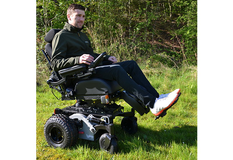 all terrain wheelchairs frontier v4