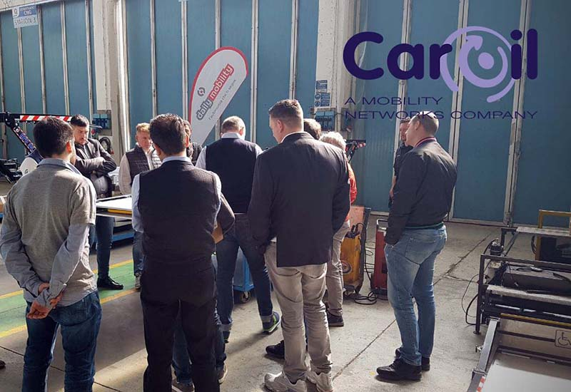 Caroil Mobility Networks Group