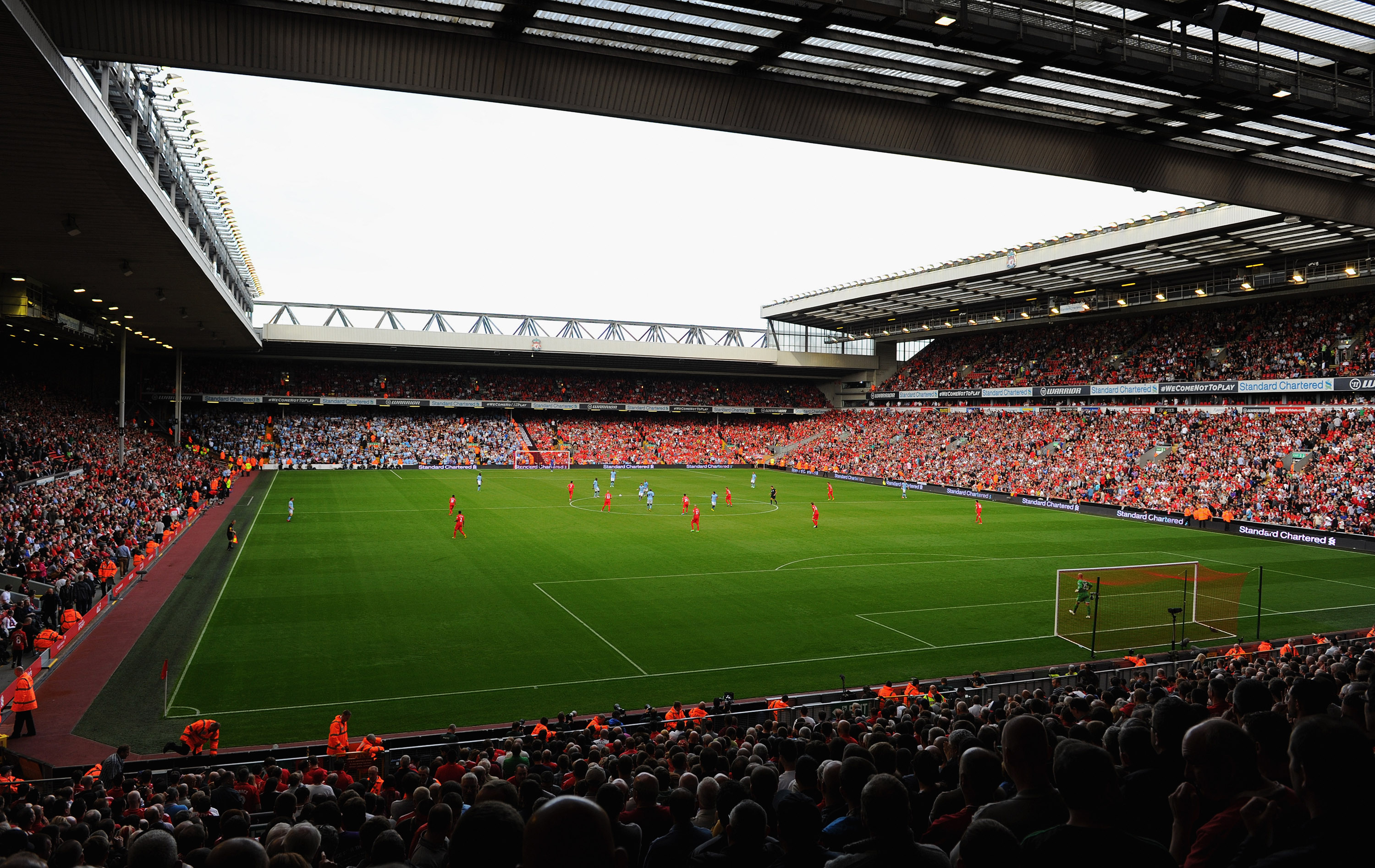 Liverpool v Manchester City – Premier League