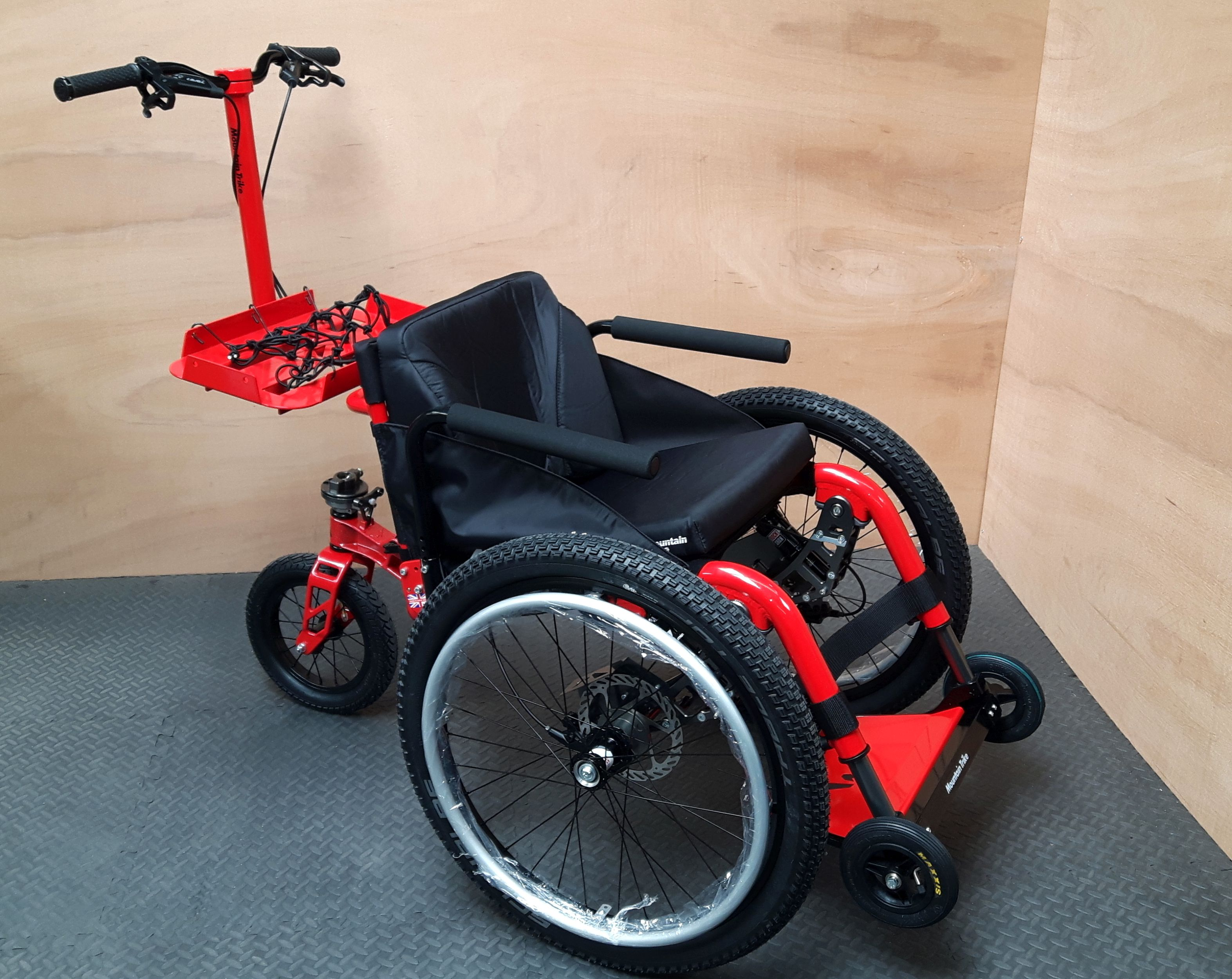 exeter disabiltiy centre mountain trike