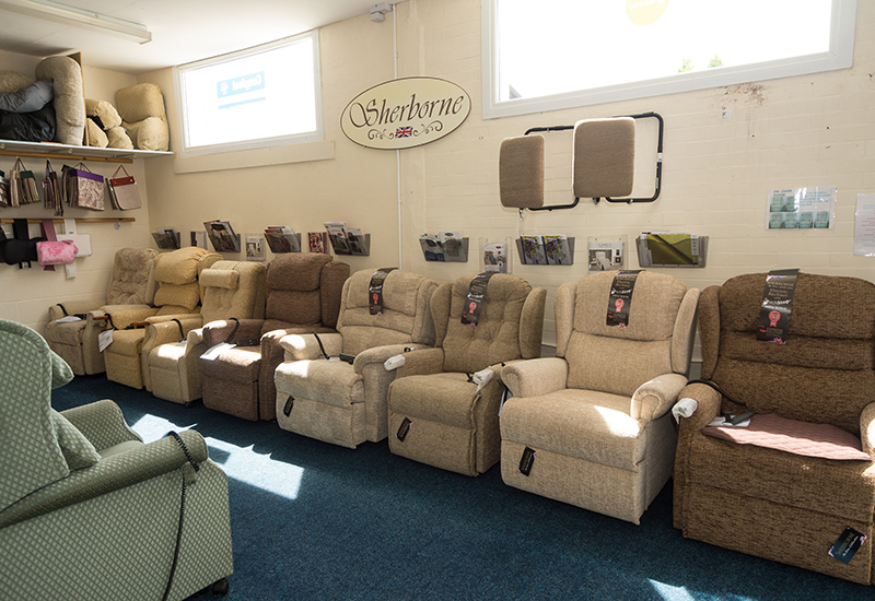 sherborne seating dsl mobility