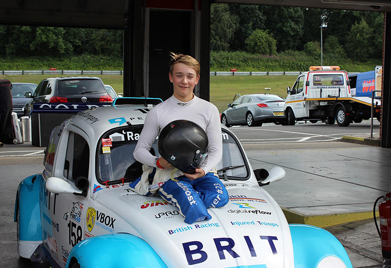 team brit billy monger