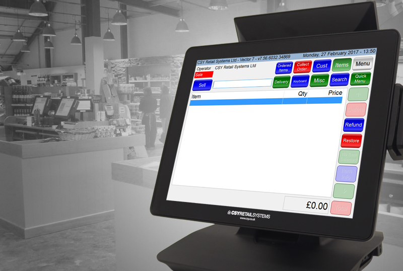 csy retail systems epos