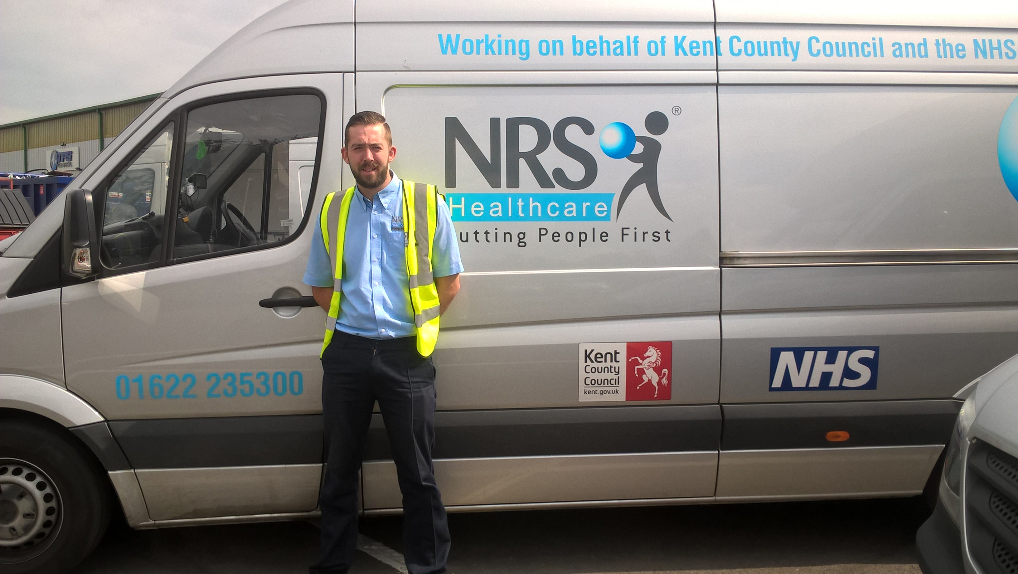 Liam Richards NRS Healthcare