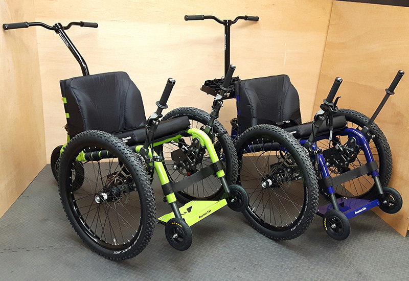 Mountain Trike NZ distributor MT & MT Evo crop