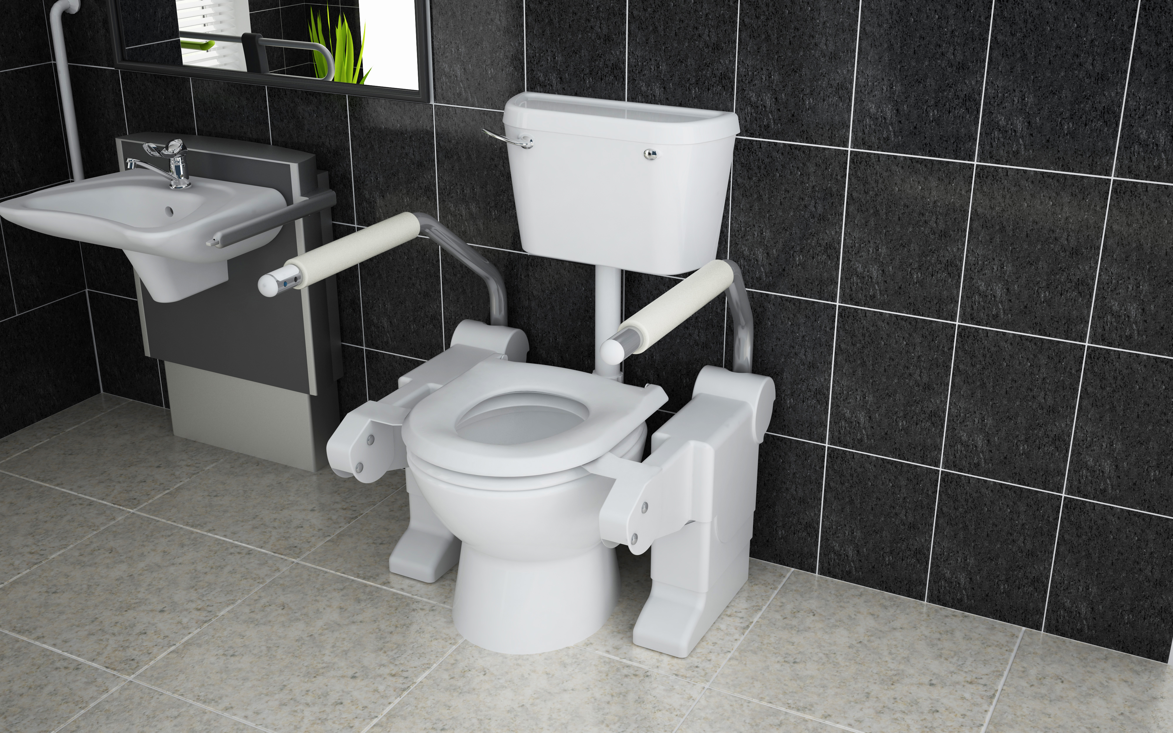 FEATURE: Style and functionality driving accessible toilet market ...