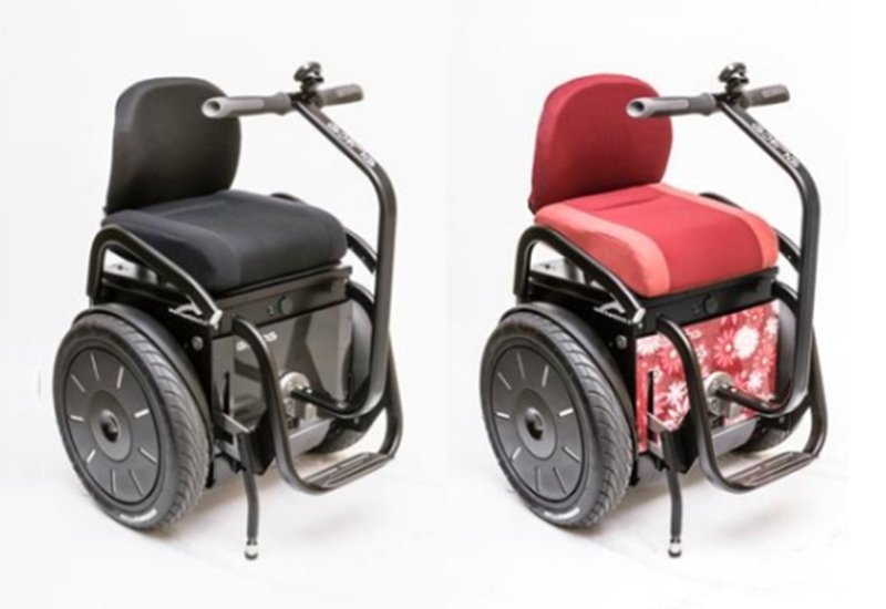 BAS NW Ltd Going segway wheelchair