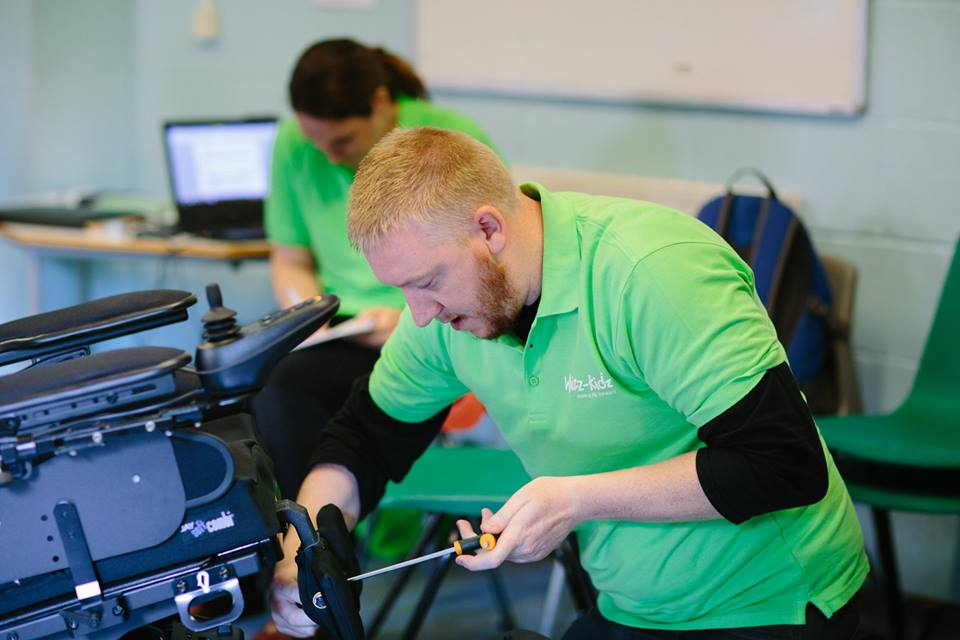 Whizz Kidz credit engineer