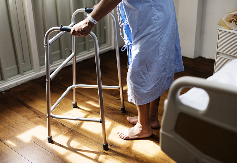 'Single-use' walking aids costing NHS millions