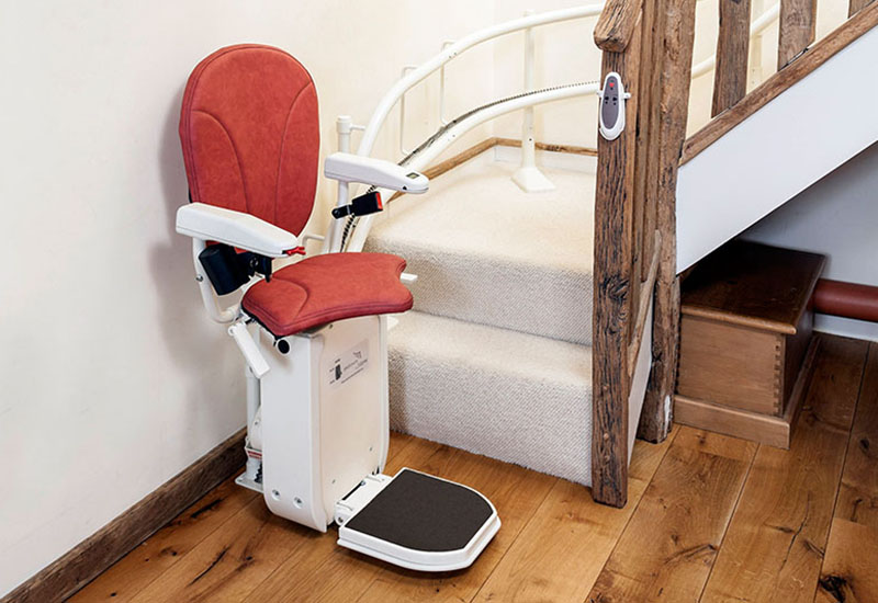 platinum stairlifts curve