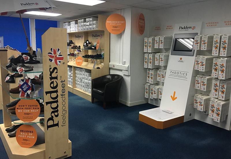 mobility solutions shoe store