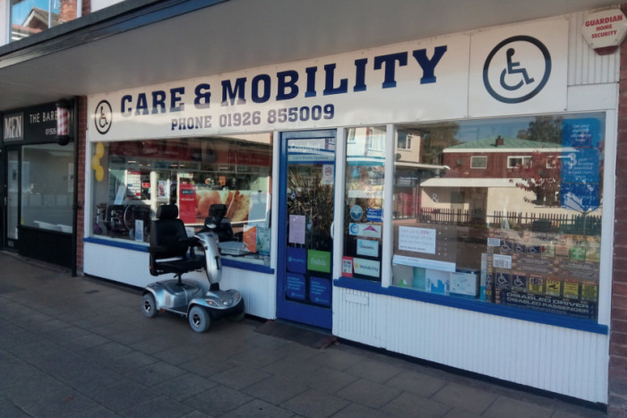 Care and Mobility Kenilworth