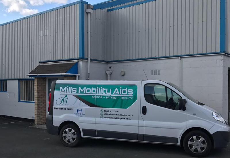 mills mobility aids fb