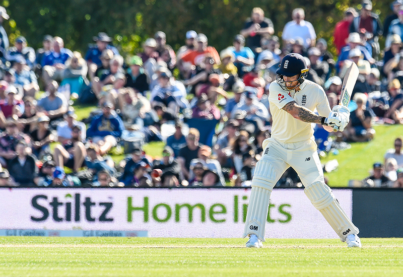 BlackCaps V England, 30th March 2018