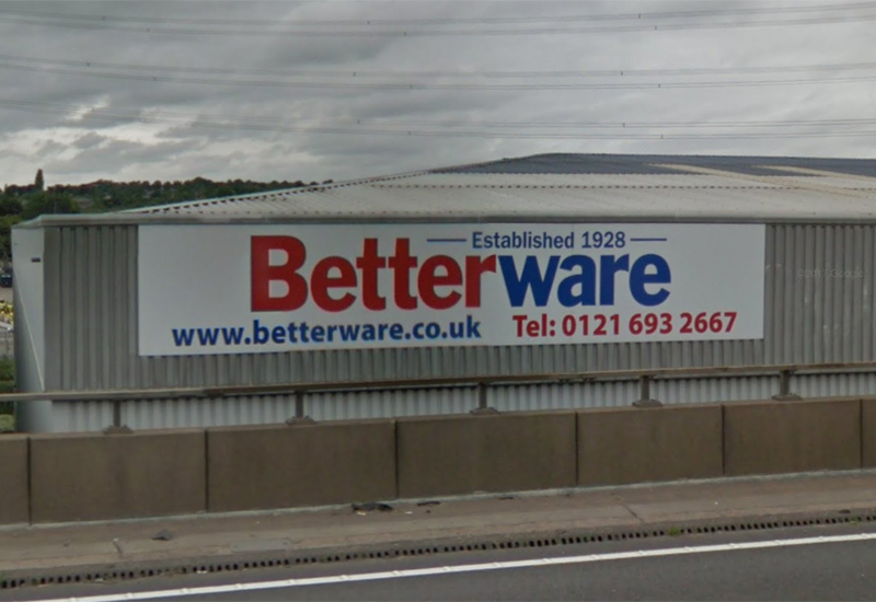 Betterware google maps