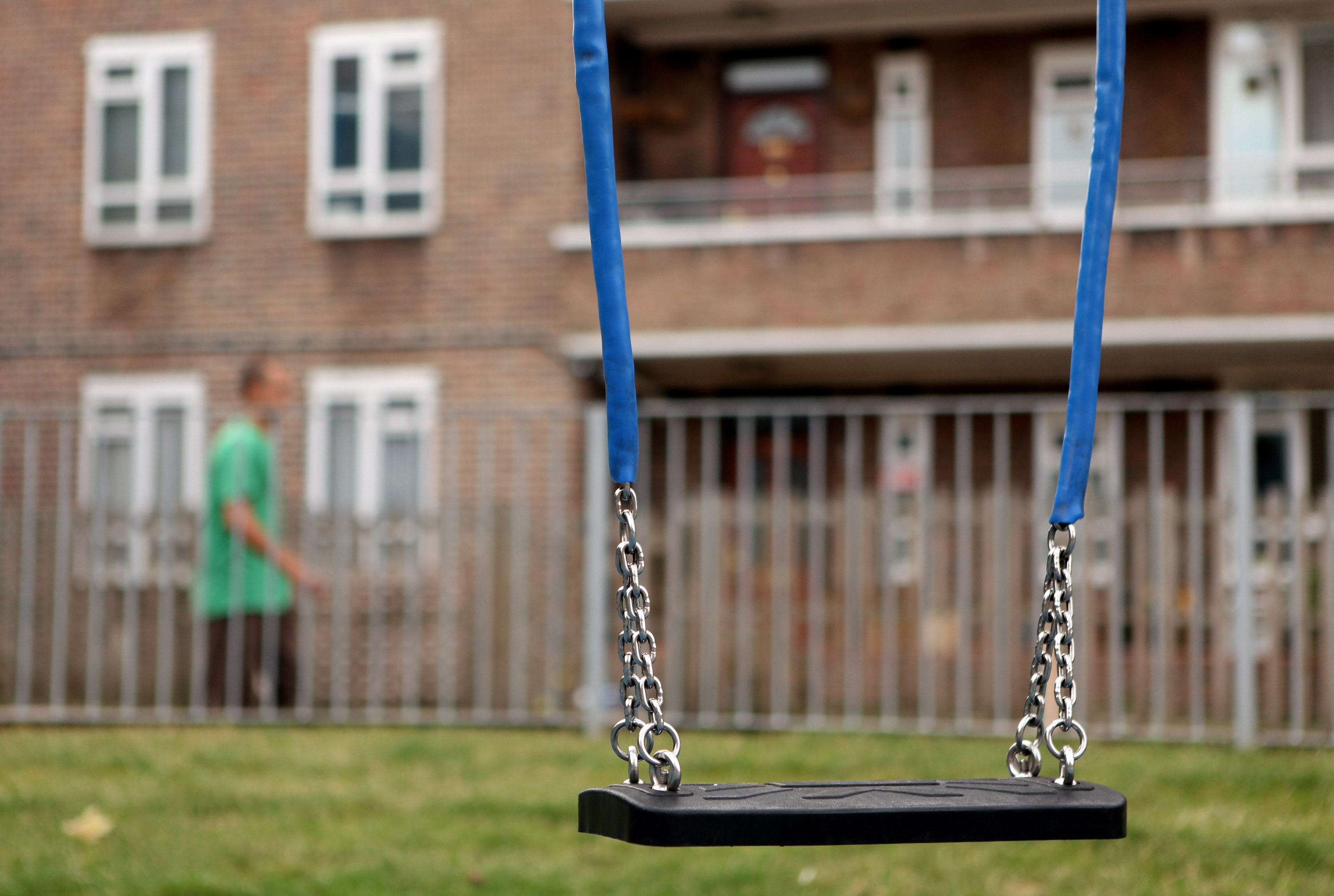 Playground Schemes Scrapped In Government Spending Cuts