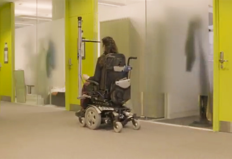 imperial college london ai powerchair