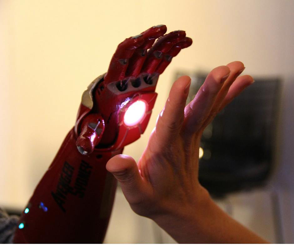 open bionics arm 7