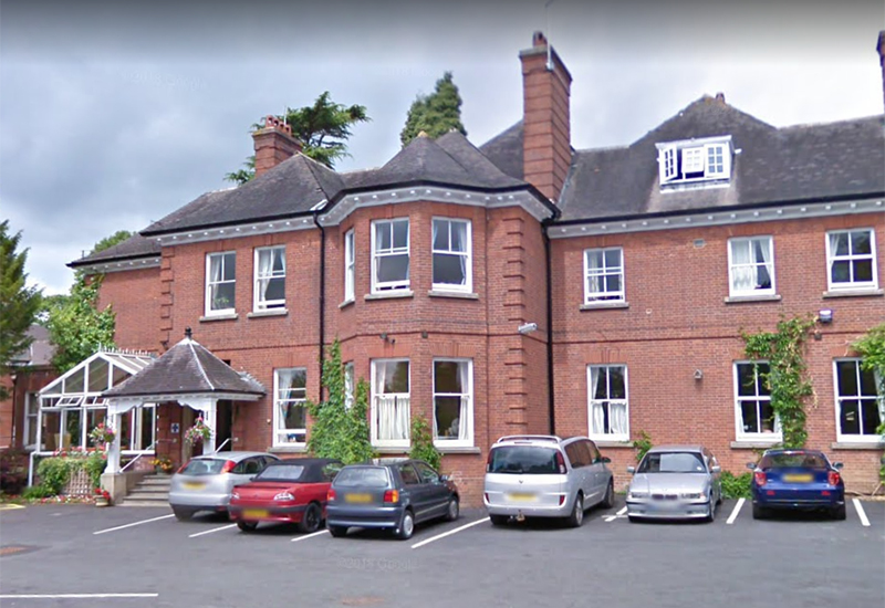 Maesbrook Care Home Shrewsbury Google