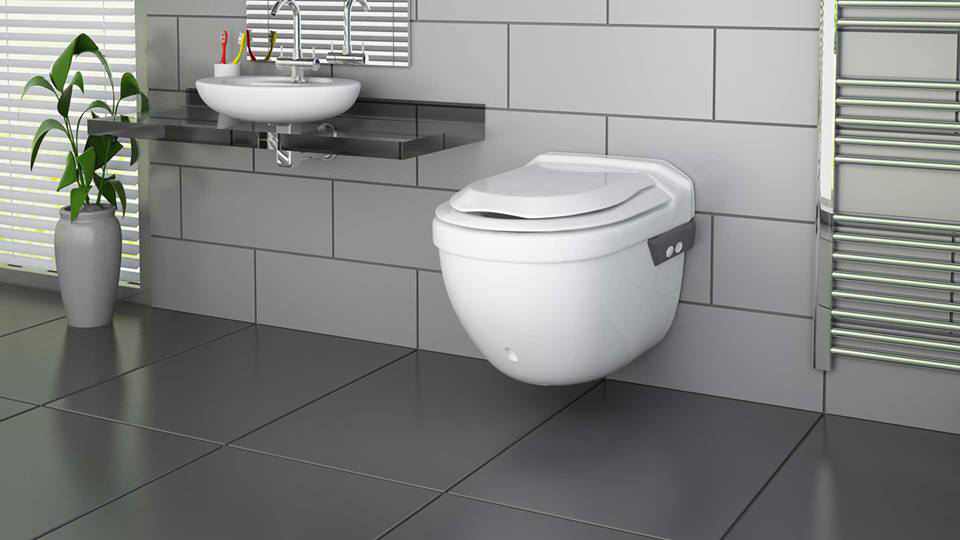 Closomat jumps on trend for wash and dry toilets as British ... on