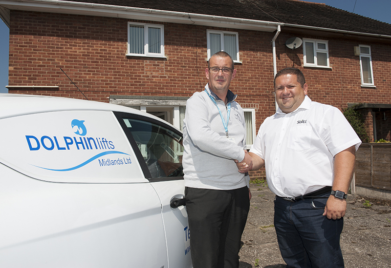 dolphin lifts midlands stiltz premier partner CROP