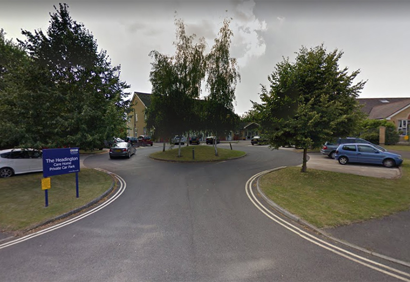 headington care home google