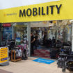 Image credit: Mobility at Home. The shop in the Eagle Market has since rebranded and will soon be relocated to the city centre.