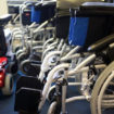 AJM Healthcare wheelchair