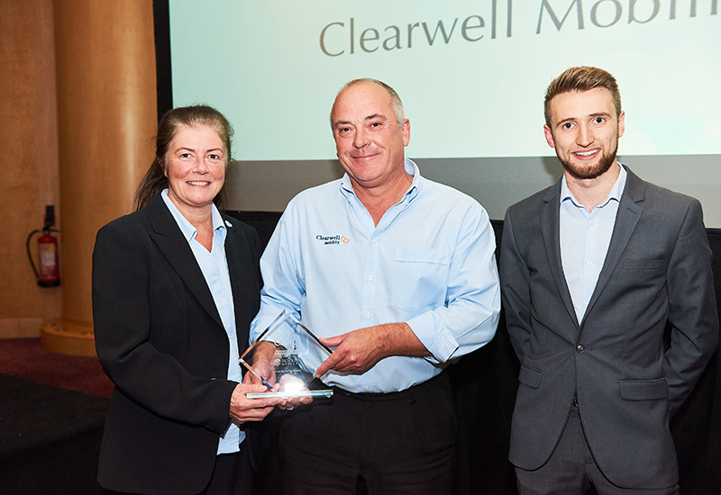 Clearwell crop