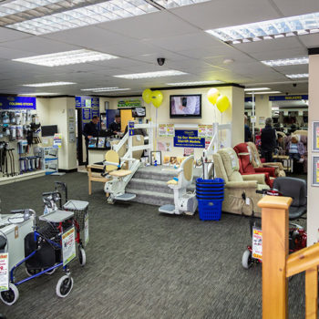 ableworld southampton showroom