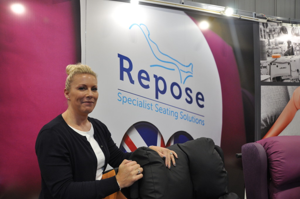 repose care show lisa wardley