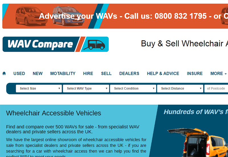 wav compare website
