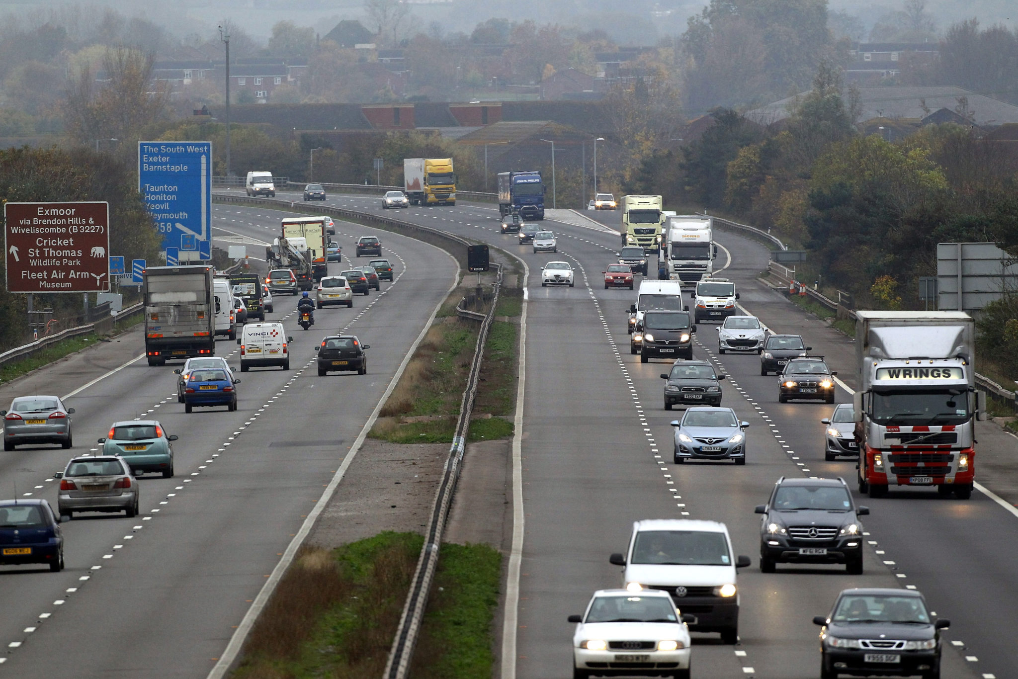 The Aftermath Of The M5 Crash