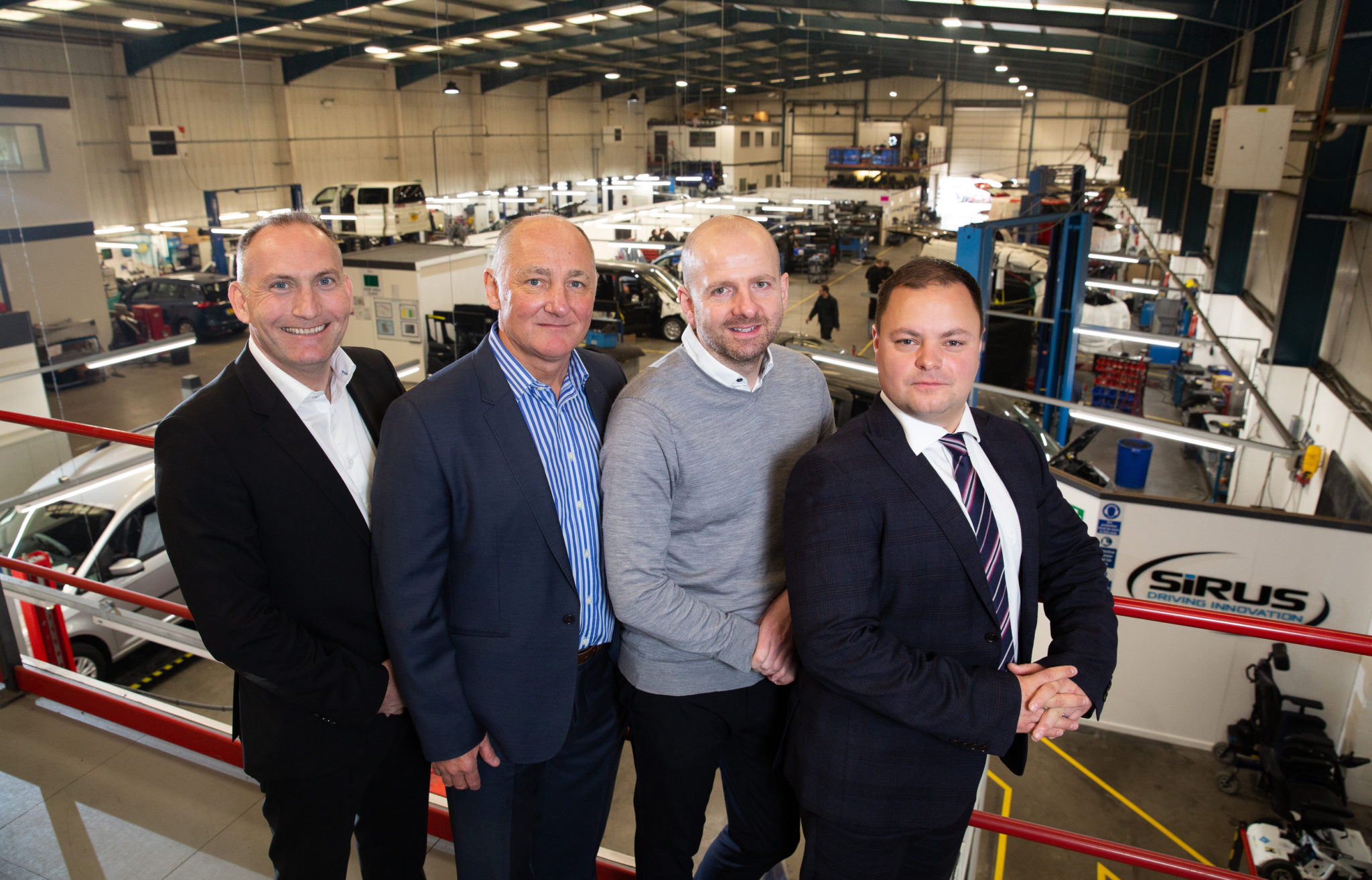 WAV firm to use £500k refinancing package to fuel R&D projects and