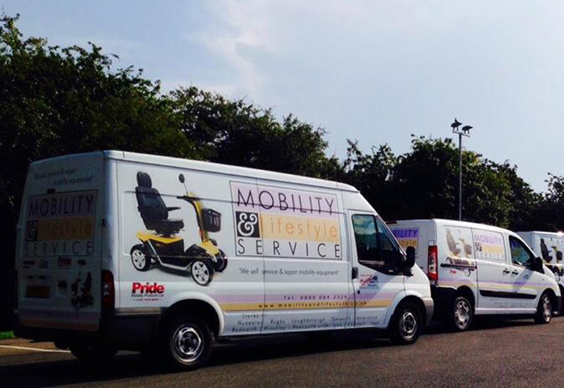 mobility and lifestyle vans soc med
