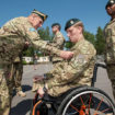 Soldier Wheelchair AJM