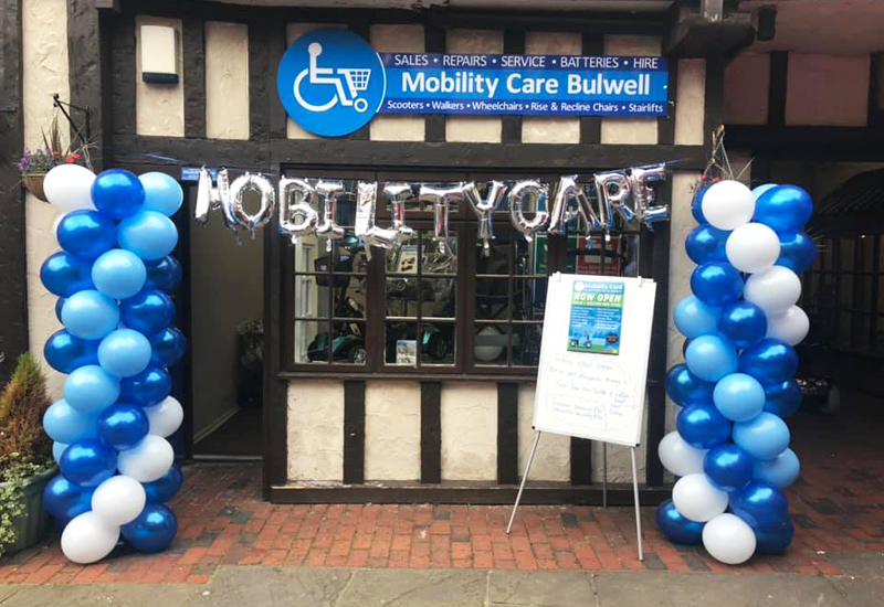 mobility care bulwell
