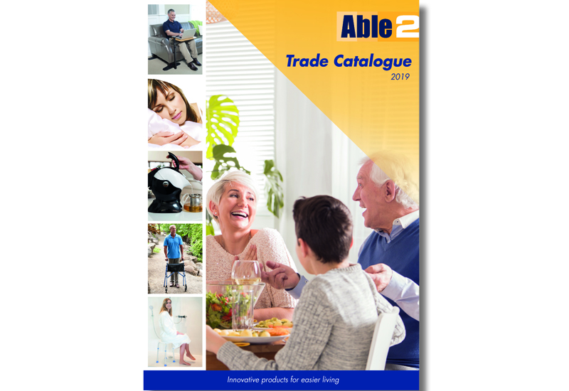 able2 trade catalogue