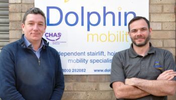 gareth and jason dolphin mobility