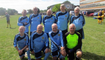 Clearwell Mobility – Walking Football