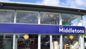 middletons swansea store crop outside