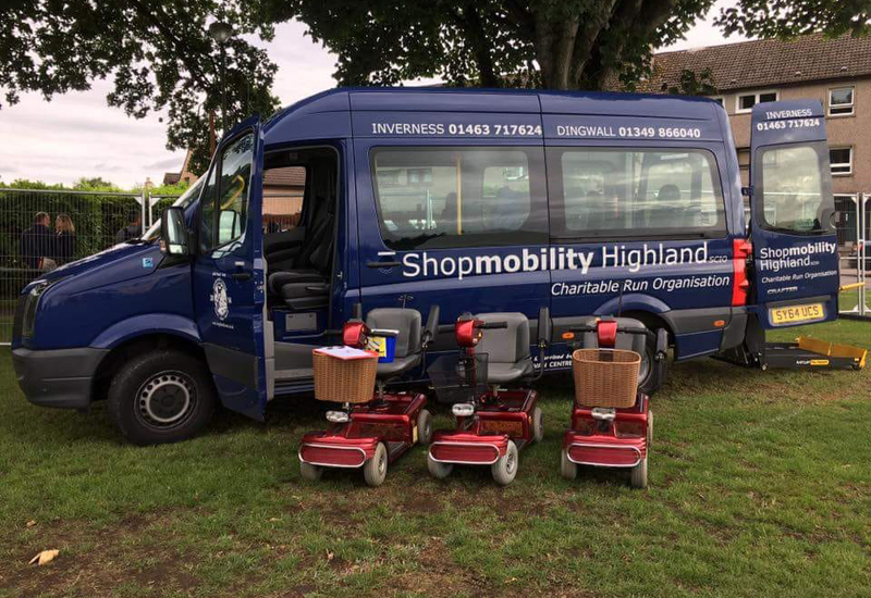 shopmobility highland fb