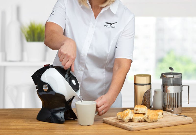 able2 ucello kettle