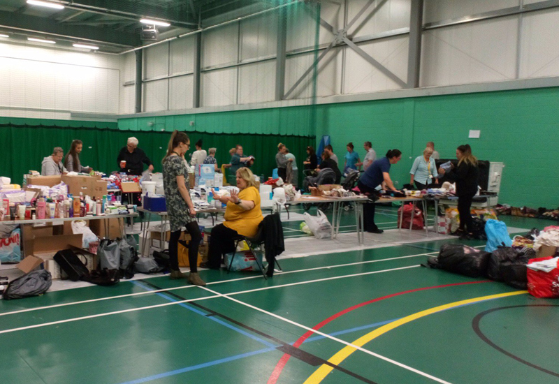 beechfield fire collection centre