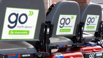 go north devon shopmobility