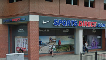 sports direct darlington