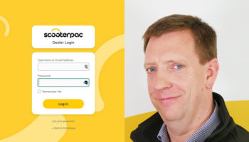 Scooterpac launches solutions focused dealer portal (Kevin Francis)