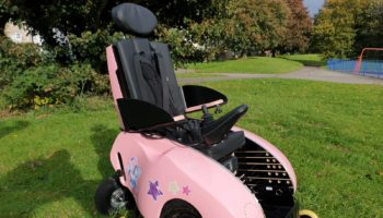 Peppa Pig wheelchair